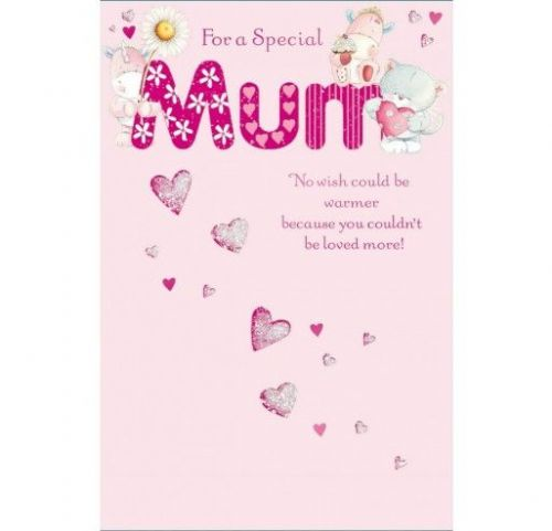 For a Special Mum